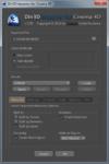 Din3D importer for Cinema 4D - Dialog part 1