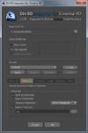 Din3D importer for Cinema 4D - Dialog part 2
