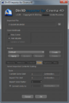 Din3D importer for Cinema 4D - Dialog part 4