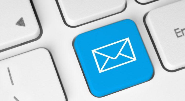 keyboard-email